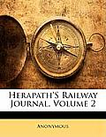 Herapath's Railway Journal, Volume 2