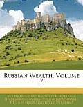 Russian Wealth, Volume 7