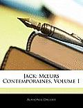 Jack: Murs Contemporaines, Volume 1