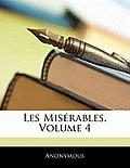 Les Misrables, Volume 4