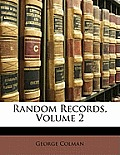 Random Records, Volume 2