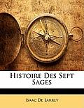 Histoire Des Sept Sages