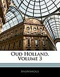 Oud Holland, Volume 3
