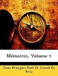 Mmoires, Volume 4