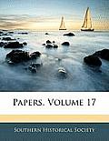 Papers, Volume 17