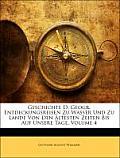 Geschichte D. Geogr. Entdeckungsreisen Zu Wasser Und Zu Lande Von Den Ltesten Zeiten Bis Auf Unsere Tage, Volume 4