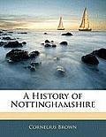 A History of Nottinghamshire
