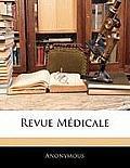 Revue Mdicale