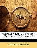 Representative British Orations, Volume 2