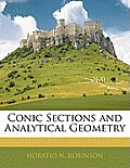 Conic Sections and Analytical Geometry