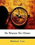 de France En Chine