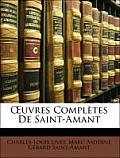 Uvres Compltes de Saint-Amant