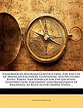 Handbook of Railroad Construction: For the Use of American Engineers. Containing the Necessary Rules, Tables, and Formul] for the Location, Constructi