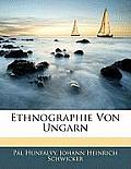Ethnographie Von Ungarn