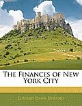 The Finances of New York City