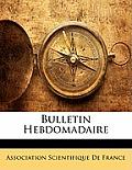 Bulletin Hebdomadaire