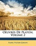 Oeuvres de Platon, Volume 2
