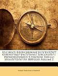 Izuchene Istoricheskikh Sviedien O Rosssko Vnieshne Torgovlie I Promyshlennosti S Poloviny XVII-Go Stolietia Po 1858 God, Volume 2
