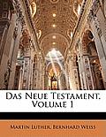 Das Neue Testament, Volume 1
