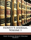 Howitt's Journal, Volume 1