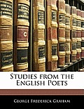 Studies from the English Poets