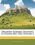 Orlando Furioso, Secondo La Stampa del 1516, Volume 2