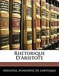 Rhtorique D'Aristote