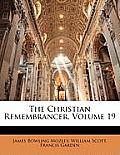 The Christian Remembrancer, Volume 19