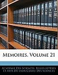 Memoires, Volume 21