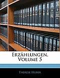 Erzhlungen, Volume 5