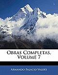Obras Completas, Volume 7