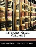 Literary News, Volume 2