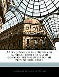 A Hand-Book of the History of Painting: From the Age of Constantine the Great to the Present Time, Part 1
