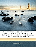 German Stories: Selected from the Works of Hoffman, de La Motte Fouqu, Pichler, Kruse, and Others, Part 1327, Volume 2