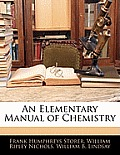 An Elementary Manual of Chemistry