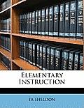 Elementary Instruction