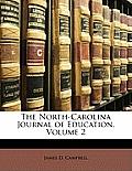 The North-Carolina Journal of Education, Volume 2