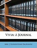 Vivia: A Journal