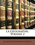 La Gographie, Volume 2