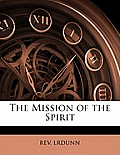 The Mission of the Spirit