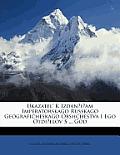 Ukazatel' K Izdaniam Imperatorskago Russkago Geograficheskago Obshchestva I Ego Otdielov S ... God