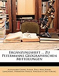 Erganzungsheft ... Zu Petermanns Geographischen Mitteilungen
