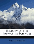 History of the Inductive Sciences