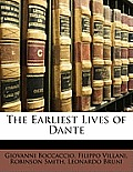The Earliest Lives of Dante