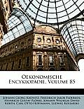 Oekonomische Encyklopdie, Volume 85