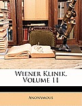Wiener Klinik, Volume 11