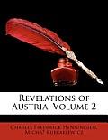 Revelations of Austria, Volume 2