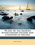 98 and '48: The Modern Revolutionary History and Literature of Ireland