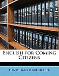 English for Coming Citizens
