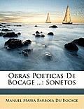 Obras Poeticas de Bocage ...: Sonetos
